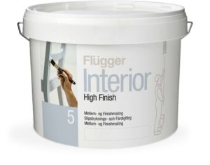 Interior High Finish 5-0
